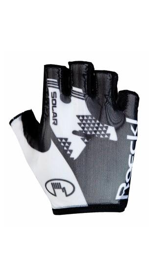 Roeckl Izeda - Gants - blanc/noir